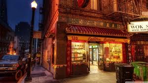 Shop In Chinatown Ultra HD Desktop ...