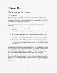 Resume Cover Letter Example Unique Sample Resume And Cover Letters