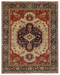 exquisite rugs elora antique serapi rug 6 x