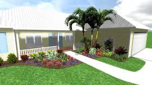 Small Picture Tropical Garden Design Front Yard izvipicom