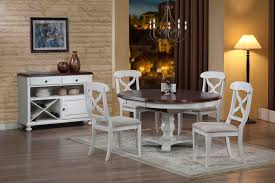 antique white round dining table inspiration uncategorized antique white dining chairs inside lovely