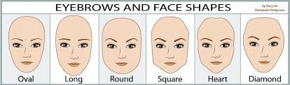 eyebrow shapes for diamond faces. gain great confident with effortless beauty eyebrow shapes for diamond faces