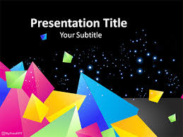 Powerpoint Template Free Download 2015 Free Abstract 3d Powerpoint Template Download Free