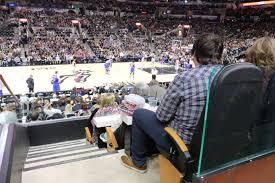 Premium Seating San Antonio Spurs