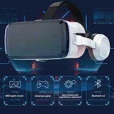 Kính thực tế ảo VR Shinecon Version G04BS Kết nối bluetooth phiên bản mới  nhất 2019