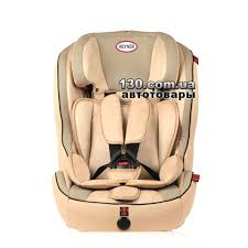 heyner multifix aero child car seat with isofix summer beige 796 150