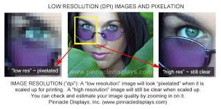 Image Resolution Dpi For Trade Show Display Graphics Pinnacle
