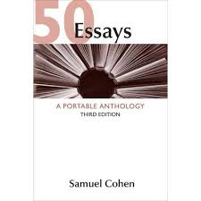 essays a portable anthology answers 50 essays a portable anthology course hero