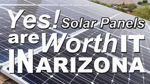Are Solar Panels Worth It in Arizona ...