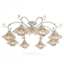 <b>Arte Lamp</b> Grazioso <b>A4577PL</b>-8WG <b>люстра</b> потолочная купить в ...