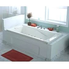 tub home depot standard with in acrylic rectangular drop bathroom design jetted whirlpool tubs designs best