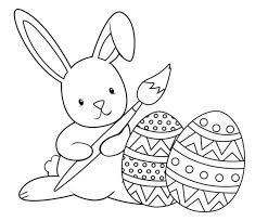 Easter Rabbit Coloring Sheets Superb The Carrot Club Soft Toy