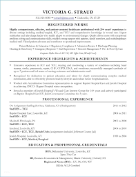 Med Surg Nurse Resume Pleasant Med Surg Registered Nurse Resume