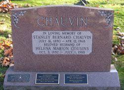 """CPT John Cecil """"Bill"""" Chauvin (1918-2006) - Find A Grave Memorial"""