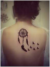 Simple Dream Catcher Tattoos Interesting 32 Amazing Dreamcatcher Tattoos And Meanings