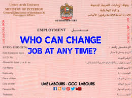 Changing Job In Uae Uae Labours