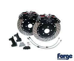 Forge Motorsport Audi A4 1.8 2.0 Fsi Turbo Big Brake Kit 356Mm 6 ...
