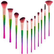 2017 professional makeup brushes high quality foundation powder blush eyeshadow kits grant color make up brush sets best makeup kabuki brush from
