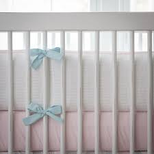 pink and gray rosa crib bedding  pink and grey girl baby bedding