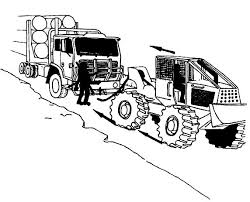 logging coloring pages skidder truck coloring page ebcs 1c9e712d70e3