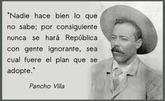 pancho villa quotes. Plain Quotes Pancho Villa Ms Intended Quotes
