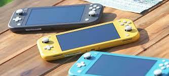 Nintendo Switch Lite chính thức lộ diện, mở bán tháng Chín!