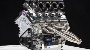 Race Car Engine Design Hear Volvos New V8 Supercars Engine Roar Video