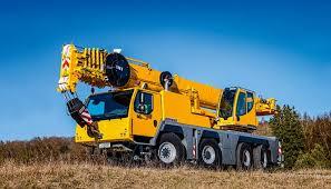 Ltm 1090 4 2 Load Chart Liebherr Ltm 1090 4 2 Mobile Crane At Conexpo 2017 Cranesy