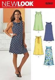 Easy Summer Dress Patterns