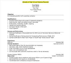 10+ High School Student Resume Templates - Pdf, Doc | Free & Premium ...