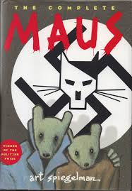 the oxonian review maus a work of graphic sincerity maus