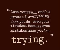 Quotes Of Loving Yourself Awesome 48 Quotes About Loving Yourself Quotes Pinterest Motivational