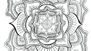 Mandala Coloring Pages Printable Hard Mandala Coloring Pages