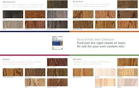 Bona Fast Dry Stain Color Chart Bona Floor Stain Quick Dry Hardwood Flooring Stain Ebony