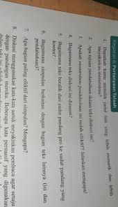 Buku pegangan guru bahasa indonesia sma kelas 11 kurikulum 2013 mate. Tugas Bahasa Indonesia Halaman 130 Kelas 9 Brainly Co Id