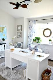 home office decor. Home Office Decor - This Room Went From Dining To Office. So Pretty!