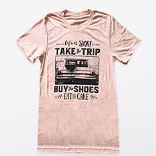 Life Is Short Take The Tripbuy The Shoeseat The Cake
