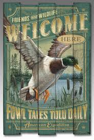 ducks waterfowl decor and gifts
