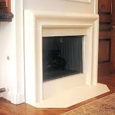 pearl mantels williamsburg wood fireplace mantel surround monticello newport limestone