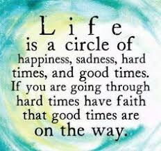 Circle Of Life Inspirational Quotes Life is a circle THE END OF ONE JOURNEY IS THE BEGINNING OF THE 5 23196