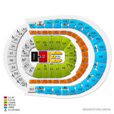Luke Combs Seating Chart Luke Combs Nashville Tickets Bridgestone Arena On 12 13 19