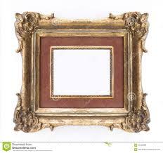 Ornate Gold Frame Border Ornate Gold Frame Border E Nongzico