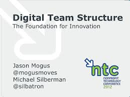 Digital Team Structure The Foundation For Innovation