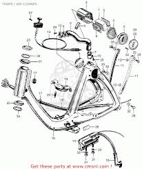Patch frame p50 50201044000 rh cmsnl 1979 honda 50cc scooters 1976 honda hobbit
