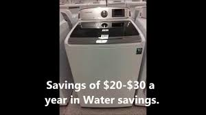 How Do High Efficiency Washers Work How Much Money Do He Washers Really Save High Efficiency Washer