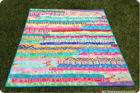 How to Make a Jelly Roll Quilt: 9 Jelly Roll Quilt Patterns ... & How to Make a Jelly Roll Quilt: 9 Jelly… Adamdwight.com