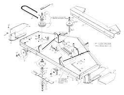 Wood deck woods mower deck parts woods rm306 1 2 79 rearmount