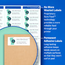 Avery Label Templates 8160