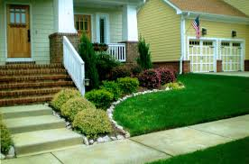 Simple Landscaping Ideas Around House Landscape Design And
