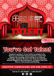Talent Show Flyer Design Entry 5 By Zonicdesign For Design A Flyer Talent Show